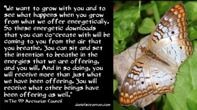 co-create hybrid energies with the arcturians - the 9d arcturian council - daniel scranton channeler of archangels
