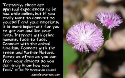 awakening in the information age - the 9d arcturian council - channeled by daniel scranton - channeler of archangel michael