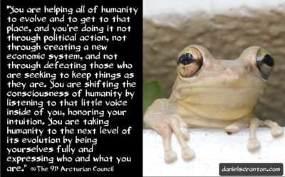 How You are Freeing Humanity from Enslavement ∞The 9D Arcturian Council, Channeled by Daniel Scranton - channeler of archangel michael