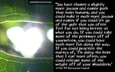 Are You Better Off Being Awake? - the 9th dimensional arcturian council - channeled by daniel scranton channeler of archangel michael