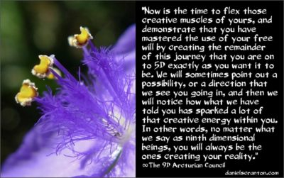 creating your path to the fifth dimension - the 9th dimensional arcturian council - channeled by daniel scranton channeler of archangel michael