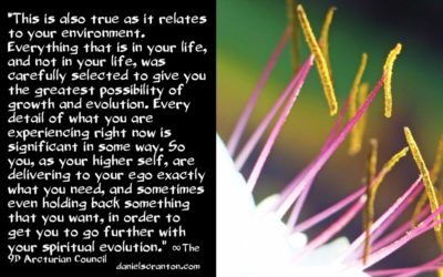 delivering everything you need in every moment - the 9th dimensional arcturian council - channeled by daniel scranton channeler of archangel michael