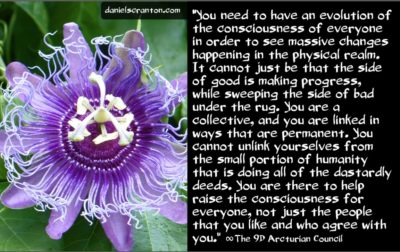 how to bring about massive changes - the 9th dimensional arcturian council - daniel scranton channeler of archangel michael