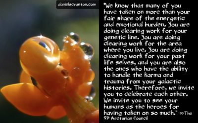 ushering in a new era for humanity - the 9th dimensional arcturian council - channeled by daniel scranton channeler of archangel michael