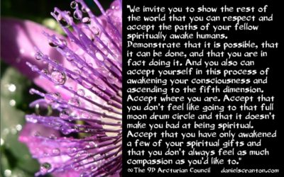 how the spiritual community will unite humanity - the 9th dimensional arcturian council - channeled by daniel scranton