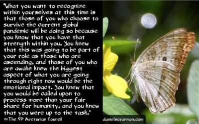 leading humanity into the 5th dimension - the 9th dimensional arcturian council - channeled by daniel scranton channeler of archangel michael