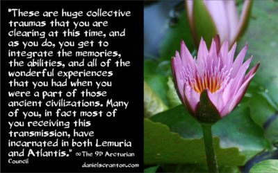 lemuria atlantis and the coronavirus - the 9th dimensional arcturian council - channeled by daniel scranton channeler of archangel michael