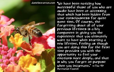 recovered memories from early childhood & past lives - the 9th dimensional arcturian council - channeled by daniel scranton channeler of archangel michael
