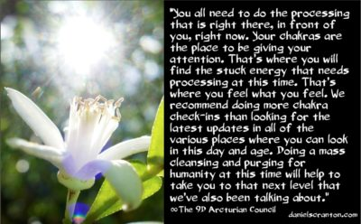 what's triggering you right now? - the 9th dimensional arcturian council - channeled by daniel scranton channeler of archangel michael
