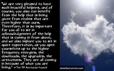 help from yeshua, archangel michael & pleiadians - the 9th dimensional arcturian council - channeled by daniel scranton channeler of ets aliens hathors