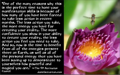 manifest your desires faster than ever - the 9th dimensional arcturian council - channeled by daniel scranton channeler of archangel michael