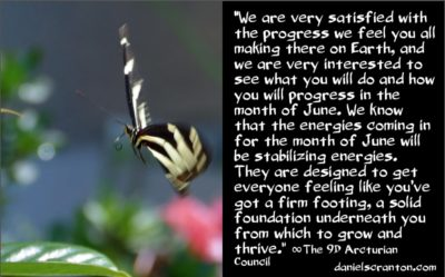 the june 2020 energies - the 9th dimensional arcturian council - channeled by daniel scranton channeler of archangel michael