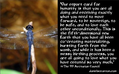 how humanity is responding to the june energies - the 9th dimensional arcturian council - channeled by daniel scranton channeler of archangel michael