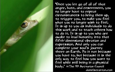 how to complete your soul's journey - the 9th dimensional arcturian council - channeled by daniel scranton channeler of archangel michael