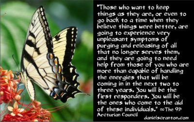 the energies of the next two to three years - the 9d arcturian council - channeled by daniel scranton channeler of archangel michael