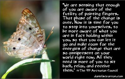energies of massive change are looking for you - the 9th dimensional arcturian council - channeled by daniel scranton channeler of archangel michael