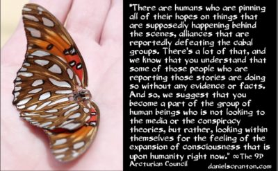 your evolution isn't about defeating the cabal - the 9th dimensional arcturian council - channeled by daniel scranton, channeler of archangel michael