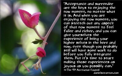 arcturian-council-enjoying-your-time-here - channeled by daniel scranton, channeler of archangel michael