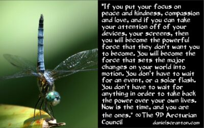 don't fall for the cabal's narrative - the 9th dimensional arcturian council - channeled by daniel scranton, channeler of archangel michael
