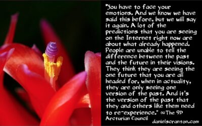 atlantis & the orion wars are back - the 9th dimensional arcturian council - channeled by daniel scranton channeler