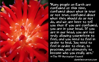 don't be confused - nothing else matters - the 9th dimensional arcturian council - channeled by daniel scranton, channeler of archangel michael