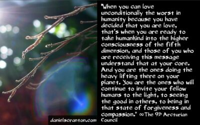 those of you who are truly awake - the 9th dimensional arcturian council - channeled by daniel scranton, channeler of archangel michael