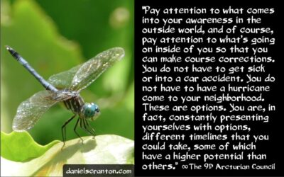 you are going to get better at this - the 9th dimensional arcturian council - channeled by daniel scranton, channeler of archangel michael