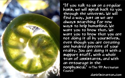 our chats in the astral plane - the 9th dimensional arcturian council - channeled by daniel scranton, channeler of archangel michael