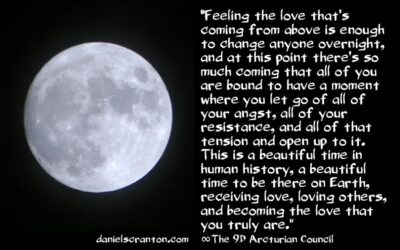what will change you overnight - the 9th dimensional arcturian council - channeled by daniel scranton, channeler of archangel michael