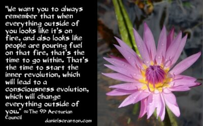 your most recent upgrades & your mission - the 9th dimensional arcturian council - channeled by daniel scranton channeler of archangel michael