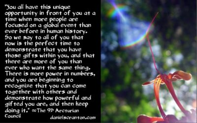 your spiritual gifts & powers - the 9th dimensional arcturian council - channeled by daniel scranton, channeler of archangel michael