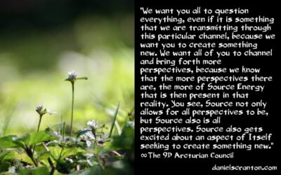 create new rabbit holes with the current energies - the 9th dimensional arcturian council - channeled by daniel scranton channeler of archangel michael