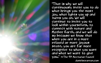 downloads, upgrades & activations leading to Dec 21st - the 9th dimensional arcturian council - channeled by daniel scranton channeler of archangel michael