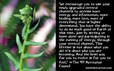 the upgrades you received on 11:11 - the 9th dimensional arcturian council - channeled by daniel scranton channeler of archangel michael
