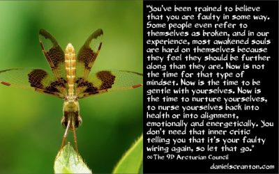 december energies, ascension symptoms & the inner critic - the 9th dimensional arcturian council - channeled by daniel scranton channeler of Archangel Michael