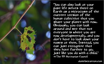your past life selves - the 9th dimensional arcturian council - channeled by daniel scranton channeler of archangel michael