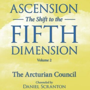 ebook cover - ascension the shift to the fifth dimension - volume 2