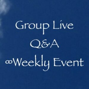 group live question and answer weekly online event with arcturians pleiadians hathors creators founders daniel scranton channels