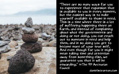 how to become your higher self - the 9th dimensional arcturian council - channeled by daniel scranton channeler of archangel michael