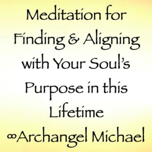 meditation for finding & aligning with your soul's purpose for this lifetime - the 9th dimensional arcturian council - channeled by daniel scranton