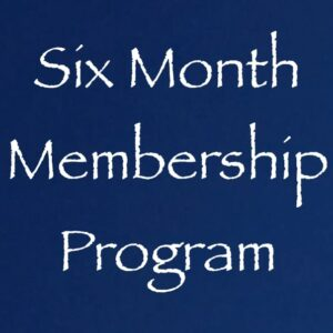 six month membership program - channeling with daniel scranton - meditations and downloads courses classes included