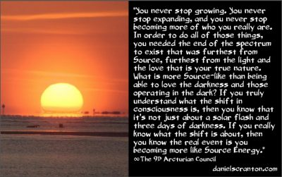 the real event you're waiting for - the 9th dimensional arcturian council - channeled by daniel scranton channeler of archangel michael