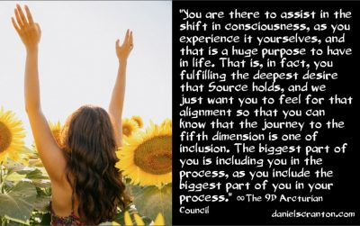 the will of source - the 9th dimensional arcturian council - channeled by daniel scranton channeler of archangel michael