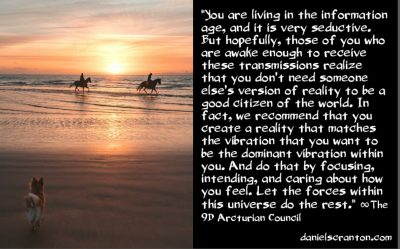 what you're attracted to & why - the 9th dimensional arcturian council - channeled by daniel scranton channeler of archangel michael