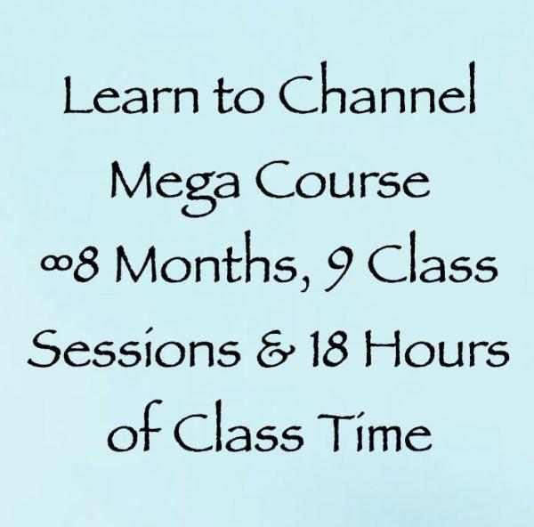 learn to channel - mega course - daniel scranton channeler of archangel michael