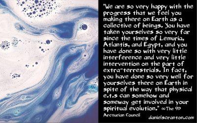 lemuria, atlantis, Egypt & your ET DNA - the 9th dimensional arcturian council - channeled by daniel scranton, channeler of archangel michael