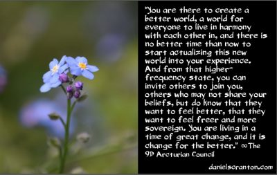 equinox energies your energy field & the new earth - the 9th dimensional arcturian council - channeled by daniel scranton channeler of archangel michael