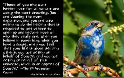 how our universe works & how to align with it - the 9th dimensional arcturian council - channeled by daniel scranton channeler of archangel michael