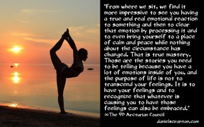 this is true spiritual mastery - the 9th dimensional arcturian council - channeled by daniel scranton channeler of archangel michael