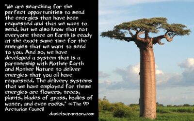 a new energy delivery system from the 9th dimension - the 9th dimensional arcturian council - channeled by daniel scranton channeler of archangel michael